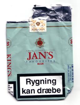 Jans smøger